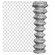 6 ft. x 50 ft. 11.5-gauge galvanized chain link fence