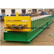Machine de formage de rouleaux de carreaux de plancher de 688 mm