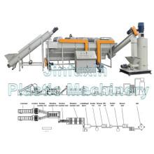 Plastic Crushing and Washing Machine for PP. PE