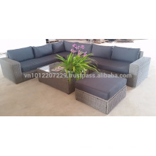 Muebles de jardín / de mimbre - Cama solar