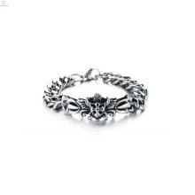 Дешевые серебряная цепочка браслет,персонализированные браслеты,браслет ручной работы