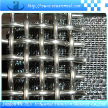 Acid-Resisting Stainless Steel Crimped Wire Mesh