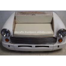 Antike Auto Sofa Indian Ambassador Auto