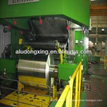 Bande de condensateur en aluminium