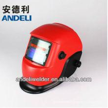 ANDELI best seller Solar automatic variable light welding helmet/argon arc welding mask