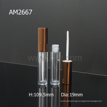 Tubos redondos de tubo de aluminio con tubo de aluminio