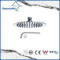 ABS Chromed Round Top Shower, Shower Head (ASH3031)