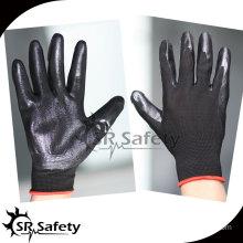 SRSAFETY black nitrile glove malaysia