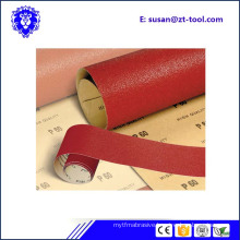 abrasive sand paper rol/jumbo rolll for furniture hardware