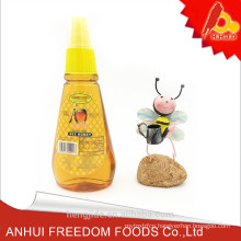 400g plastic bottle amber pure natural honey product