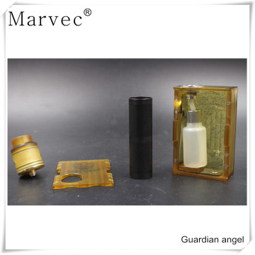 Guardian Angel mini PEI vape boîte mod kit
