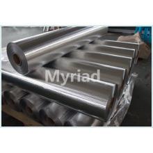 Feuille d'aluminium thermo-scellée à chaud pour le ménage