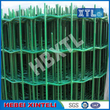 European Post Garden Fencing Wire Mesh