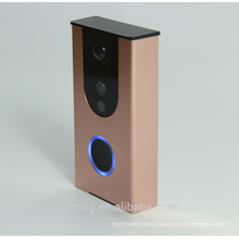HD 720P Night Vision PIR Monitor Li Battery Door Phone System Motion Alarm Support APP Wifi Video Door Phone