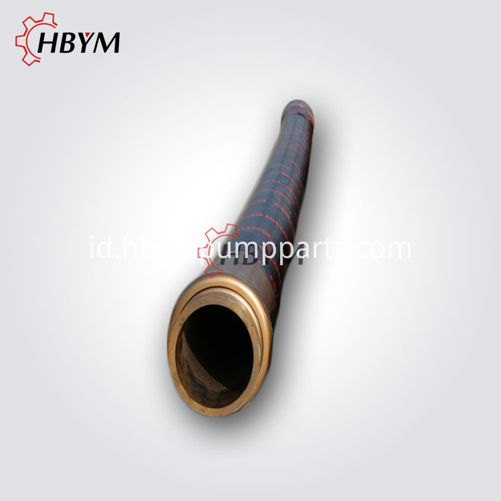Concrete Pump Rubber Hose5