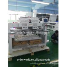 2 head computerized embroidery machine price Similar to Tajima embroidery machine