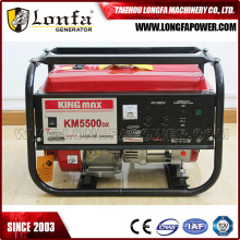 Km5500dx Portable Kingmax Power Gasoline Generator