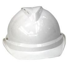 PE Y Type Safety Helmet (white) .