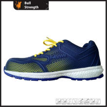 Light Sport Safety Shoes with Rubber Sole and Composite Toecap (SN5419)
