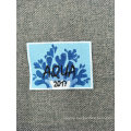 Custom Embroidery Magic Tape Patches for Garment Accessories