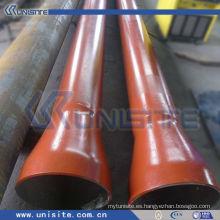 Construcción estructural naval tubos de acero (USC-4-007)
