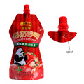 Ketchup Heterotypic Pouch con caño