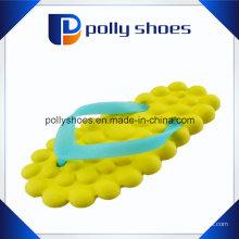 Flip-flip Zapatillas EVA Yellow Girl de haute qualité