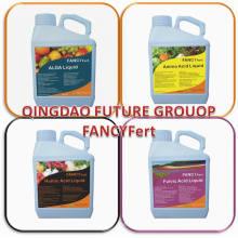 Fertilizante líquido de ácido húmico de alta qualidade