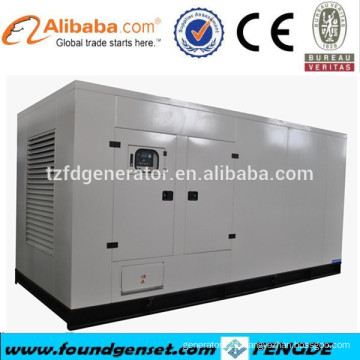 China supplier 900kva 3 phase silent soundproof electric generator