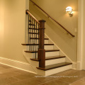 Oak Solid wood Balustrades Handrails and Staircase Residential modern design