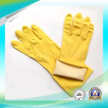 Gants imperméables à l'épreuve des gants ménagers à l'épreuve / Gants en latex avec SGS approuvés