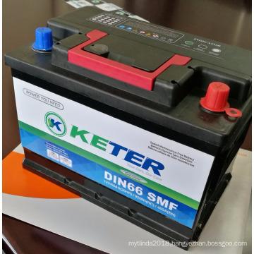 Sealed Maintenance Free N105 R/L SMF SMF Car Batteries