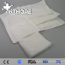 cotonete esterilizado de algodão puro para incisão cirúrgica