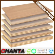 Melhor preço madeira compensada comercial