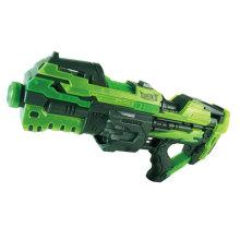 Brinquedo elétrico do flash da bala luminosa Brinquedo macio do brinquedo da bala