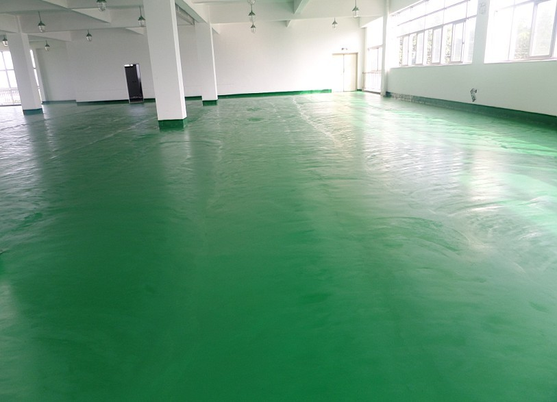 Factory Colored Solvent Free Epoxy Intermediate Coating