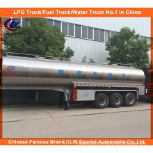 3-Axles 45cbm Milk Tank Trailer