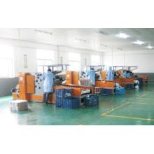 Aluminum Foil Roll Automatic Electrical Motor Rewinding Machine