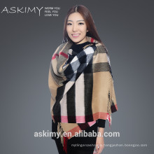 Lady's fashion custom scarf