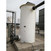 industrial pressure water bath vaporizer