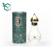 Hot Stamping Perfume Gift Luxury Packaging Box For Perfume