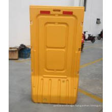 China Manufacturer of Traffic Safety Plastic Barrier