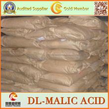 Hochwertige Lebensmittelzusatzstoff Dl-Apfelsäure zum Verkauf