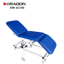 Electric dental set stainless patient examination bed