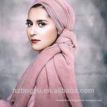 Best selling wholesale hijab muslim fashion shawl hijab crimple cotton crinkle hijab