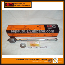Tige axiale pour Toyota Starlet 45503-19155