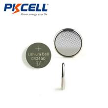 batería pila de botón de litio CR2450 de 3 voltios