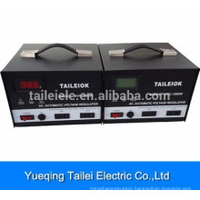 2kw voltage stabilizer with LCD meter, function of servo voltage stabilizer