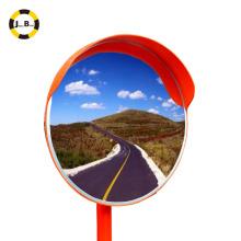 El acrílico convexo al aire libre del espejo de 32inch para la seguridad del tráfico del camino wearproof amplía la visión