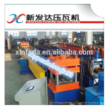 highway guardrail roll forming machine, highway barrier roll forming machine, highway guardrail machine